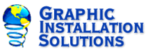 Graphic Installation Solutions - Full service graphics, sign and banner installations