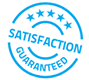 we guarantee you will be hapy with your installation solution